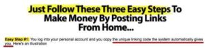 Home Internet Income Club Links Given To You