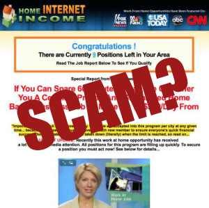 Is Home Internet Income Club A Scam?