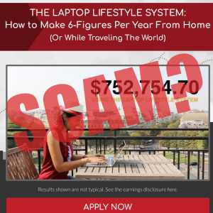 Is Laptop Lifestyle System A Scam?
