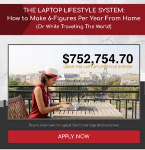 Laptop Lifestyle System Sales Video