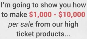Massive Online Paydays $1000 - $10000 commissions