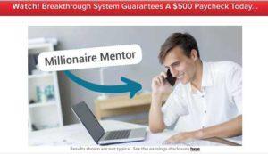 Massive Online Paydays Provides Millionaire Mentor