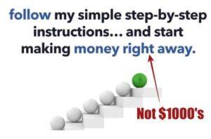 My Online Dream Biz Make money right away