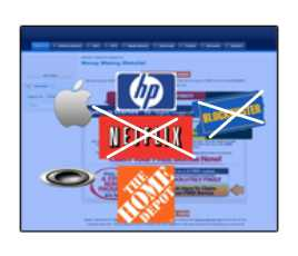 Online Income Using Wrong Companies with No Affiliate Programs