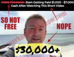 Simple Profit Secret Hyped Up Income Claims and Lies
