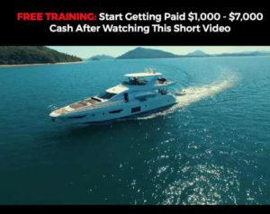 Simple Profit Secret Sales Video Home page