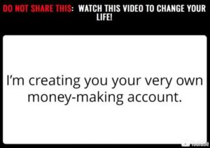 The Auto Money System sales video page