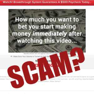 is Massive Online Paydays A Scam