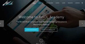 AWOL Academy Home Page