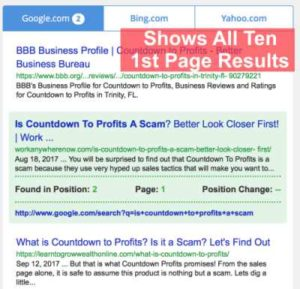 Best Way On How To Check Google Website Keyword Ranking Jaaxy Site Rank 1st Page results