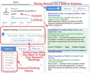 Best Way On How To Check Google Website Keyword Ranking Jaaxy Site Rank Key Features