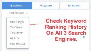 Best Way On How To Check Google Website Keyword Ranking Jaaxy Site Rank Keyword Ranking History