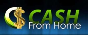 Cash From Home Logo