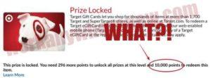 DailyBreak Gift Card Redemption