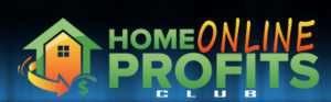 Home Online Profits Club Logo