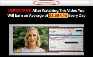 Home Wealth Business Same Video As Internet Wealth Biz