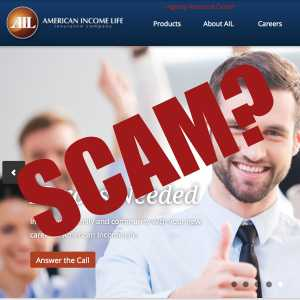 Is American Income Life A Scam?