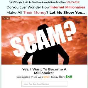Is Internet Millionaire Coach a scam?