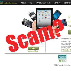 Is MobileXpressions a scam?