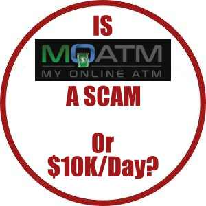 Is My Online ATM a scam?