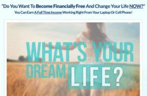 Laptop Lifestyle Secret home page sales video