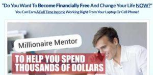 Laptop Lifestyle Secret millionaire mentor