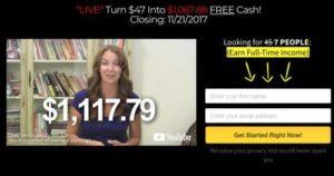 Millionaire BizPro Home Page Sales Video