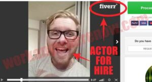 Paid To Send Email Fake Testimony Fiverr Actor