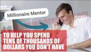 Secret Millionaires Gives You Free Mentor