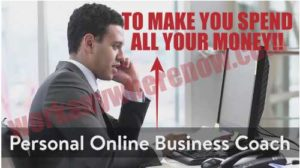 Simple Income Solution Personal Coach is Not a coach