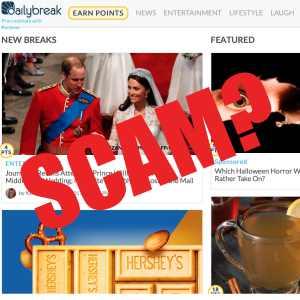 is DailyBreak a scam