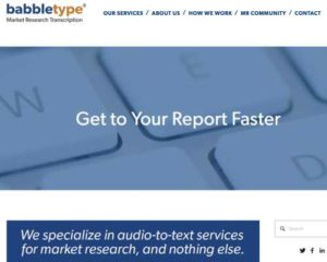 BabbleType Home Page