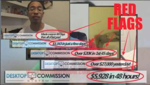 Desktop Commission System Earn Thousands Quickly