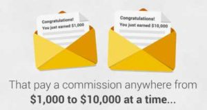 Easy Click Profits $1000's in Commissions to be earned