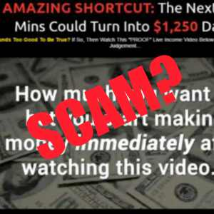 Is Amazing Shortcut a scam