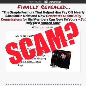 Is The 16 Steps To Six Figures A Scam
