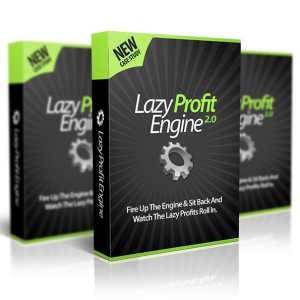 Lazy Profit Engine 2.0 Products