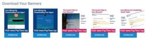PayTime.top Promo Banners To Lie To Others