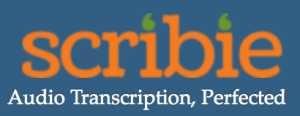 Scribie Logo