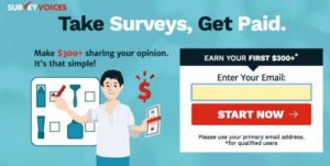 Survey Voices home page