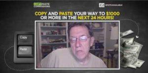 Copy Paste Commissions Fake Testimonial 2