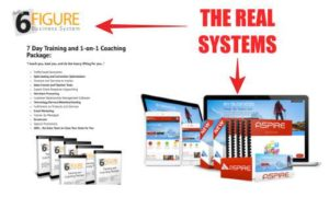 Copy The Millionaire Hidden Real Systems are Aspire Or Jeff's 6 Figure Business System