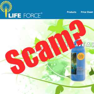 Is Life Force International a scam