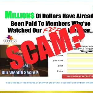 Is Our Wealth Secret A scam?