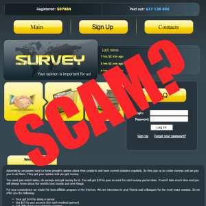 Is Part Survey A Scam