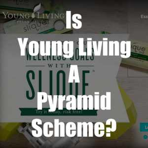 Is Young Living a pyramid scheme?