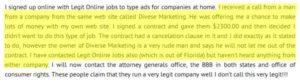Legit Online Jobs Scammers Proof 2
