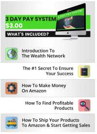 The Wealth Network's $3 - 3 Day Pay System
