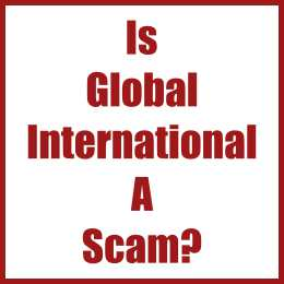 is Global International a scam