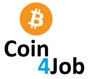 Coin 4 Job Logo